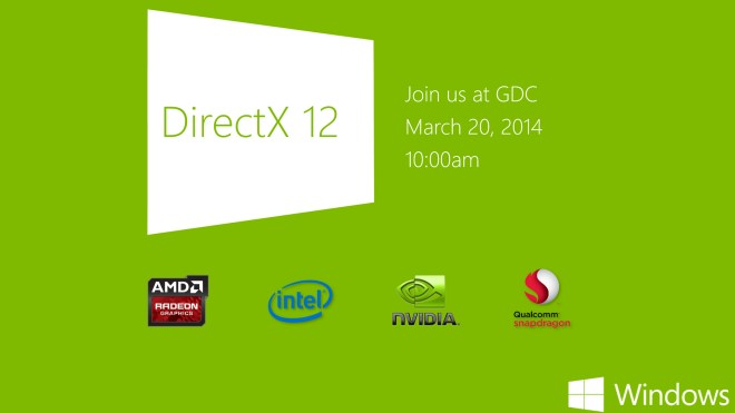 Microsoft, Teaser, GDC, DirectX 12, GDC 2014