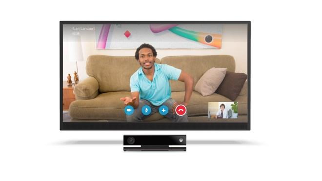 Xbox One, Skype, Chat, Skype Videochat