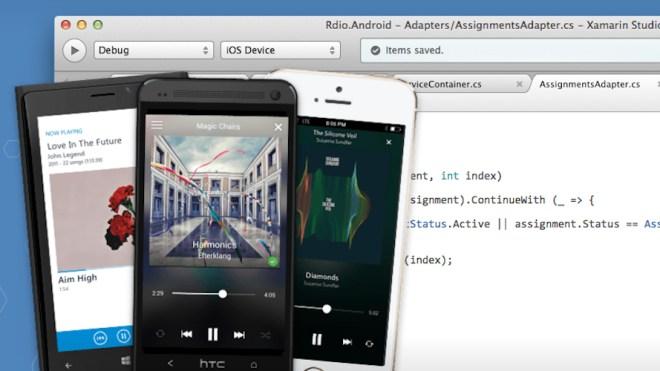 Startup, Xamarin, App-Entwicklung