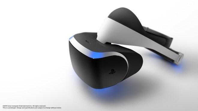 Sony, PlayStation 4, PS4, Sony PlayStation 4, Virtual Reality, Project Morpheus