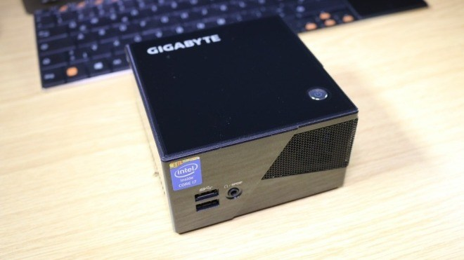 Gigabyte Brix Pro, Gigabyte Brix, Brix Pro, Ultra Compact PC Kit