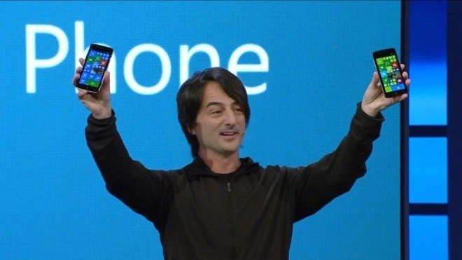 Windows Phone, Windows Phone 8.1, Joe Belfiore, Build 2014