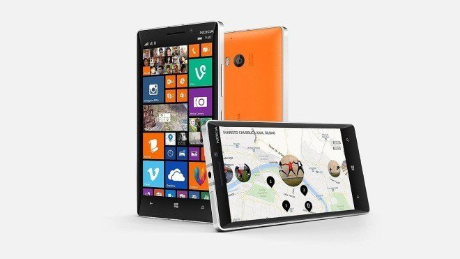 Windows Phone 8.1, Nokia Lumia 930, Lumia 930