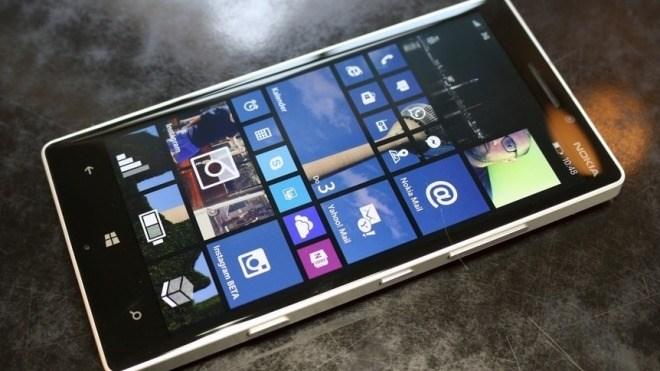 Windows Phone 8.1, Nokia Lumia 930, Lumia 930
