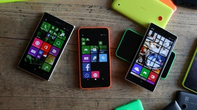 Windows Phone 8.1, Nokia Lumia, WP8.1