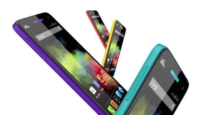 Smartphones, Wiko, Wiko Rainbow