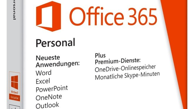 Microsoft, Office 365, Office 365 Personal