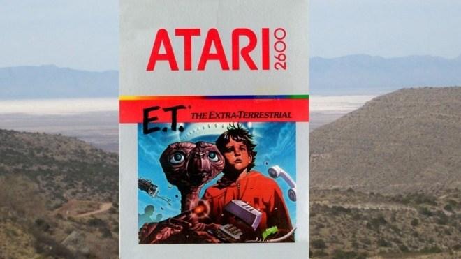 Atari, Atari 2600, E.T.