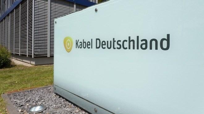 Logo, Kabel Deutschland, Kabelanbieter
