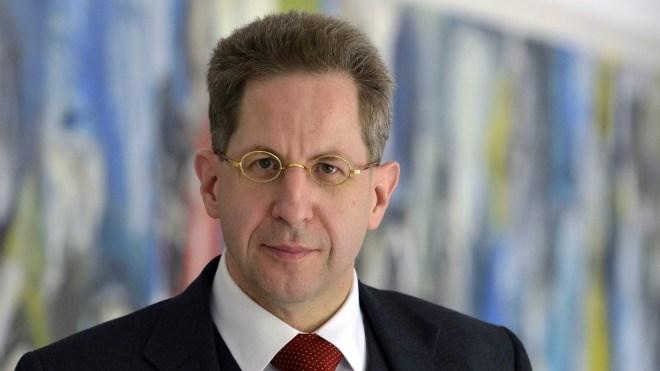 Geheimdienst, Verfassungsschutz, Hans-Georg Maa�en