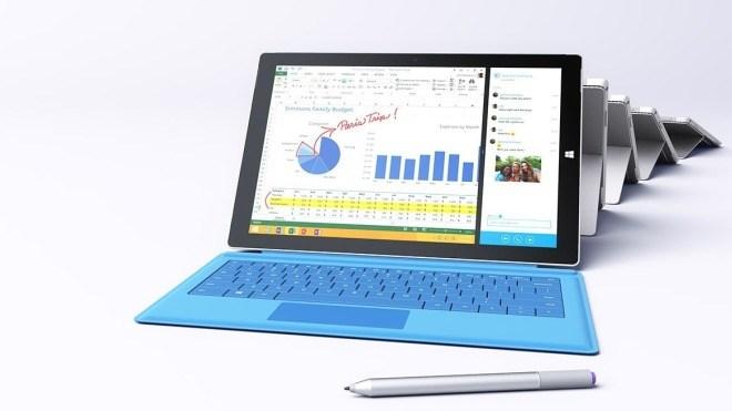 Surface Pro, Surface Pro 3, Microsoft Surface Pro 3