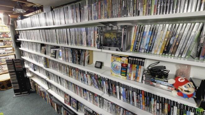 Videospiel, Videospiele, spielesammlung, sammlung