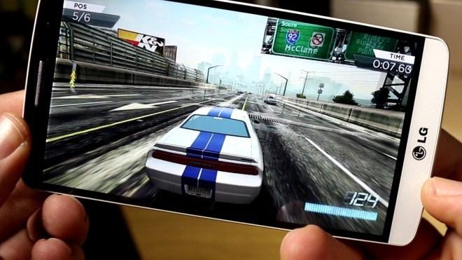 Smartphone, Gaming, Spiel, LG G3, Spiele Smartphone, Smartphone-Spiel