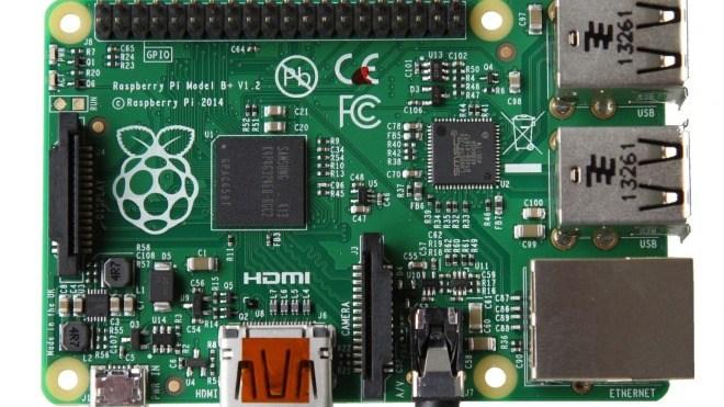 raspberry pi, mini-pc, Raspberry Pi Model B+