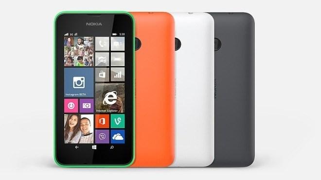 Nokia, Lumia, Windows Phone 8.1, Nokia Lumia 530, Lumia 530