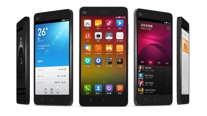 Xiaomi, Xiaomi Mi 4, Xiaomi Mi4