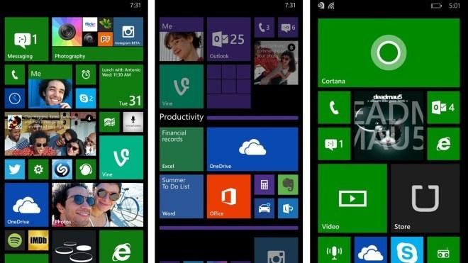 Windows Phone 8.1, Windows Phone 8.1 Update 1, Windows Phone 8.1 Update