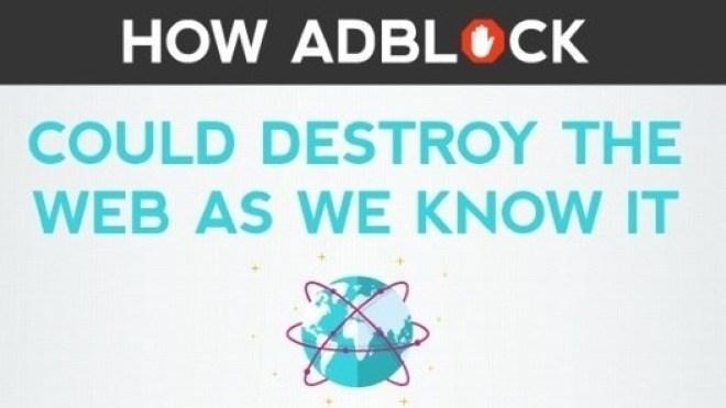 Werbung, Adblock Plus, Werbeblocker, Adblock, Infografik