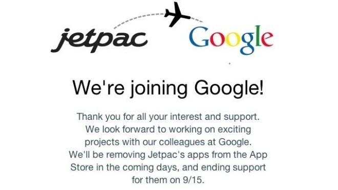 Google, App, Instagram, Jetpac