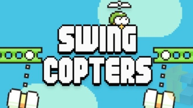 Flappy Bird, Mobile Gaming, Swing Copters