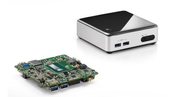 Intel, Next Unit of Computing, NUC, Mini PC