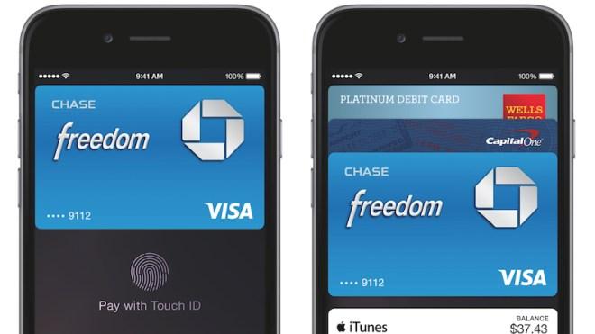 Bezahlen, Bezahlsystem, Apple Pay
