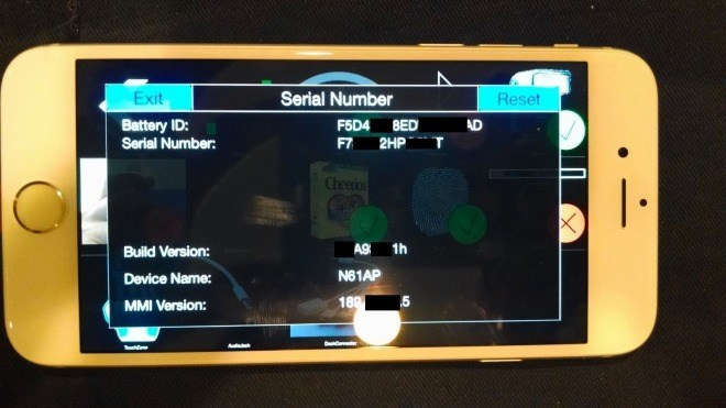 Ebay, Prototyp, iPhone 6