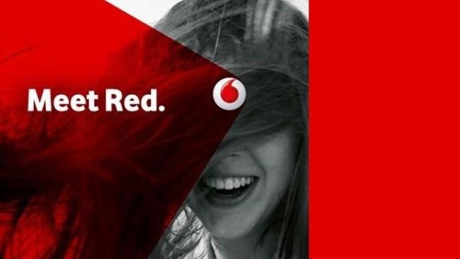 Vodafone, Tarife, Red