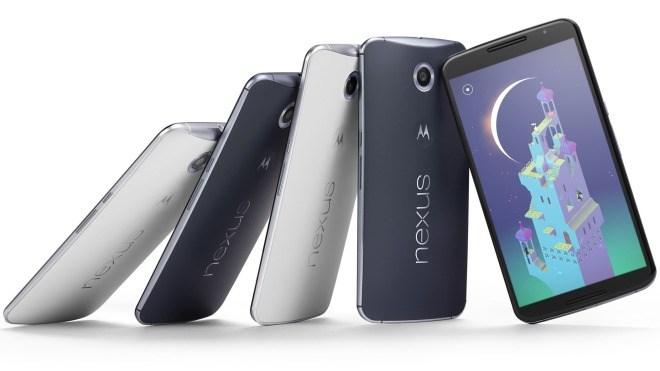 Nexus 6, Motorola Nexus 6, Google Nexus 6