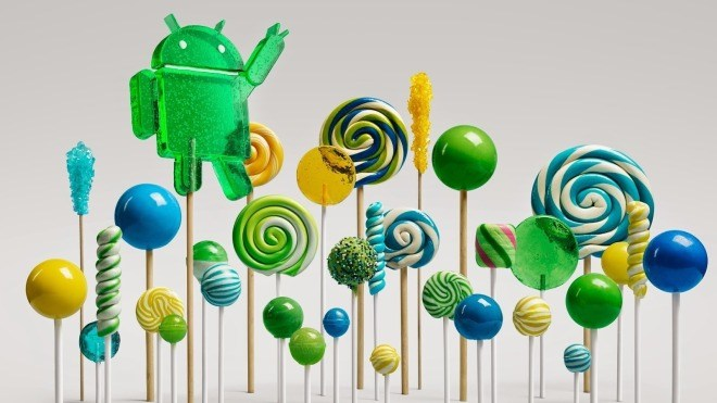 Google, Android, Android 5.0, Lollipop