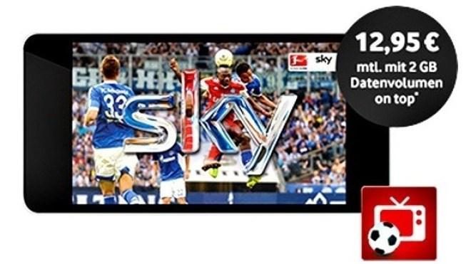 Vodafone, Sky, Bundesliga