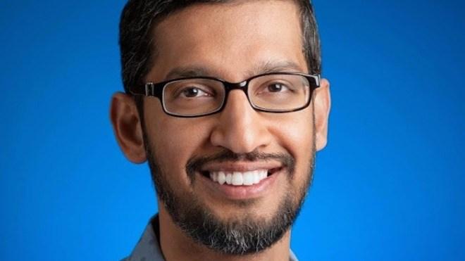 Google, Manager, Sundar Pichai