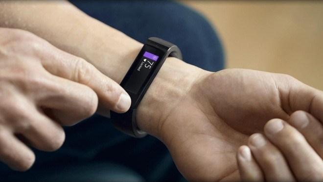 Microsoft, smartwatch, Wearables, Fitness-Tracker, Fitnesstracker, Wearable, Fitness-Band, Microsoft Band