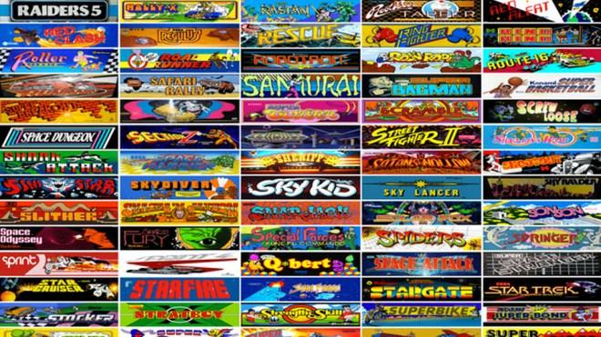 Spieleklassiker, Internet Archive, Spielhalle, The Internet Arcade
