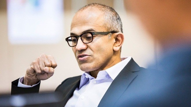 Microsoft, Microsoft Corporation, Ceo, Satya Nadella, Nadella, Microsoft CEO