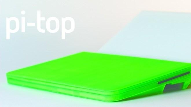 Notebook, raspberry pi, Pi-Top