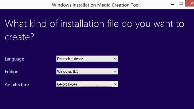 Windows 8.1 Iso Datei