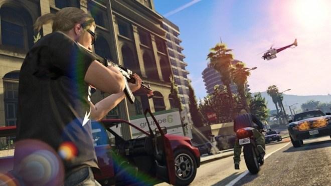 Xbox One, PS4, Rockstar Games, GTA 5, Grand Theft Auto 5, Gta V