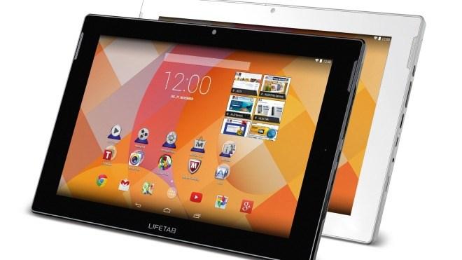 Medion LifeTab, Aldi Tablet, Medion LifeTab S10346