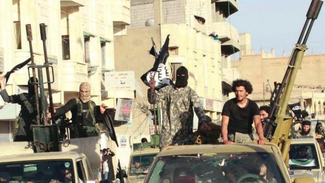 Krieg, IS, Islamischer Staat
