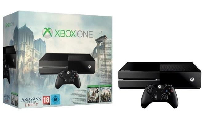 Xbox One, Amazon, Unity