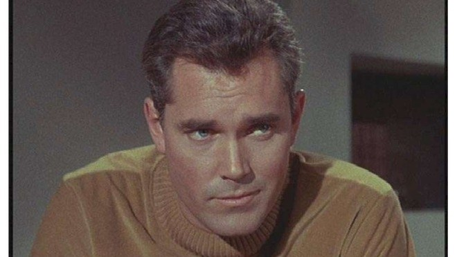 Star Trek, Jeffrey Hunter, Christopher Pike
