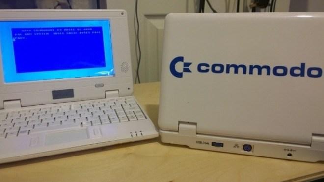 Laptop, Commodore, C64