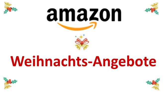 Amazon, Cyber Monday, Blitzangebote, Weihnachtsangebote, Wihnachts-Angebote