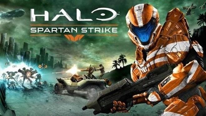 Touch, Halo, Halo: Spartan Strike