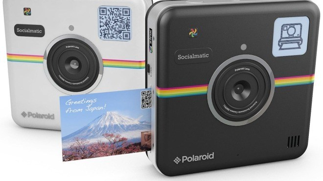 Kamera, Polaroid, Socialmatic