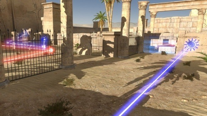 R�tsel, CroTeam, The Talos Principle