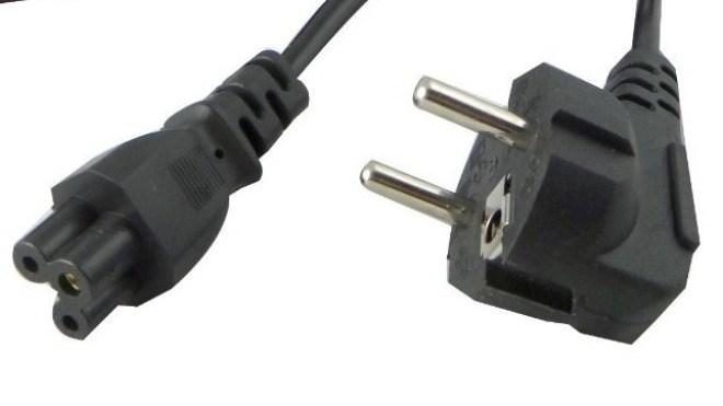 Netzteil, Stromkabel, LS-15, dreipolig, Netzteilkabel, Anschlusskabel