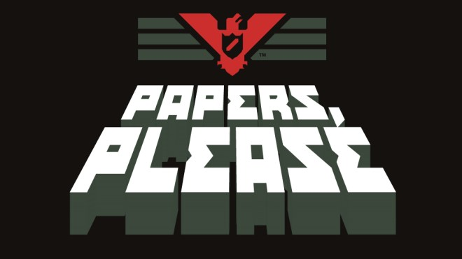 Spiel, Simulation, Papers Please, Serious Game