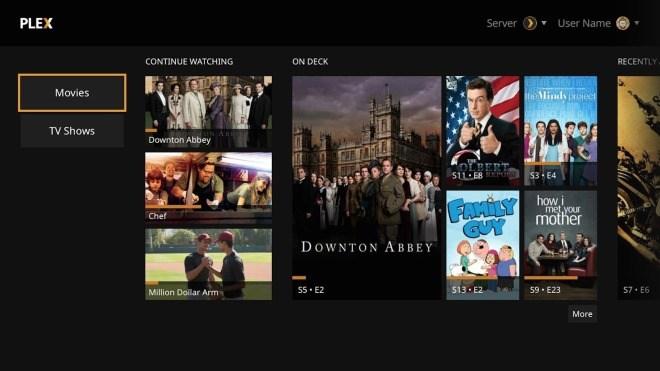 PlayStation 4, PS4, PlayStation 3, PS3, Media Player, plex